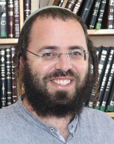 הרב גיל סנדר